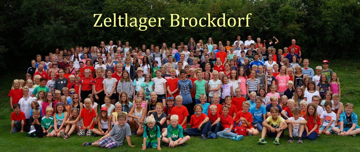 Zeltlager Brockdorf